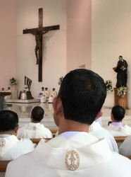 Ordination To The Priesthood: Rev. Hermy C. Colina, CM